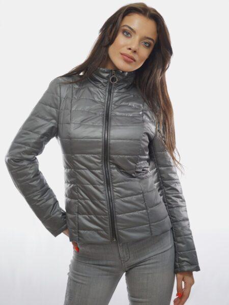 дамско сиво яке