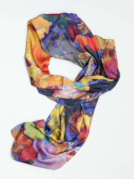 дамски шал картина