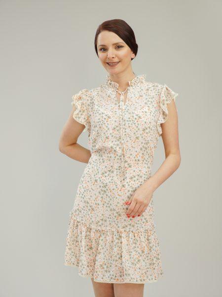 дамска ефирна рокля