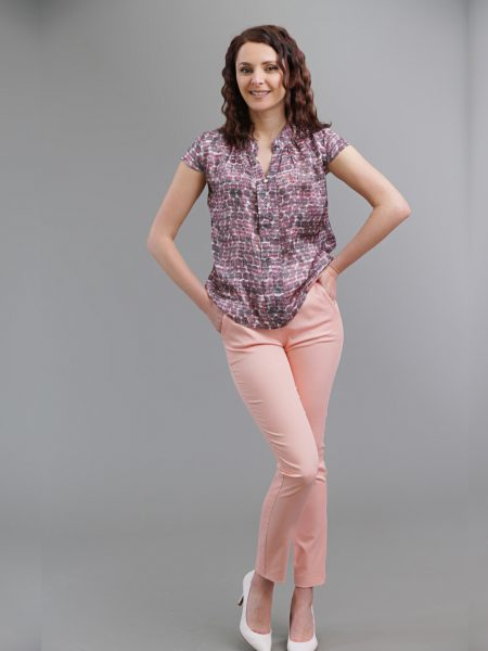 панталон праскова